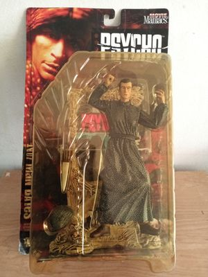 McFarlane Movie Maniacs Norman Bates Psycho Horror Collectible Action Figure Toy for Sale in Chicago, IL