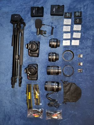 Used Camera Equipment for Sale in Chino Hills, CA