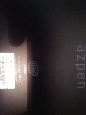 Azpen quad core INTEL TABLE WITH DETACHED KEYBOARD for Sale in North Miami, FL