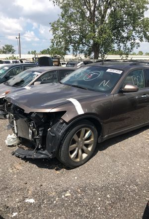 Selling parts for a brown 2003 Infiniti FX 35 STK#1301 for Sale in Detroit, MI