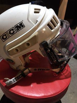 CCM Hockey Helmet for Sale in North Attleborough, MA