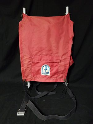 Hiking Backpack Metal Frame Red for Sale in Fresno, CA