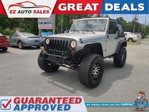 2008 Jeep Wrangler for Sale in Stafford, VA
