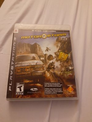 Motor storm ps3 game for Sale in Davis, CA