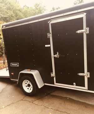 2007 trailer haulmark for Sale in Fresno, CA