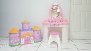 Girls Vanity and Doll House 🏠 for Sale in Cape Coral, FL
