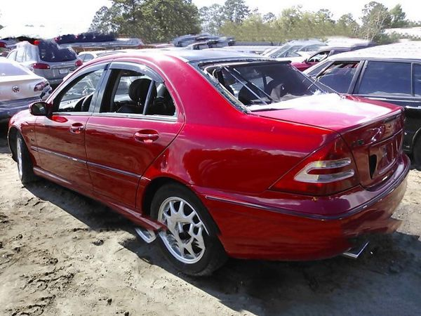 Mercedes C320, AMG. For parts only