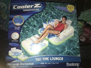 Tiki time lunger floater for Sale in Chicago, IL