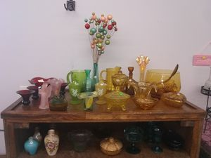 Vintage Glassware - Prices Vary for Sale in Woodlawn, TN