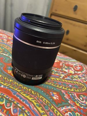 SONY Camera Lens for Sale in Los Angeles, CA