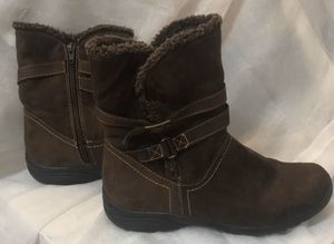 BROWN BOOTS - size 10 for Sale in Beaverton, OR