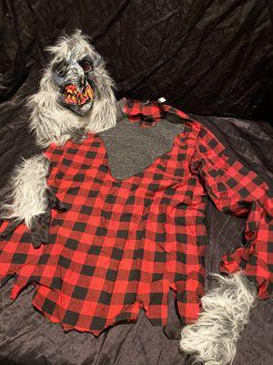 Werewolf Child Halloween Costume for Sale in Kissimmee, FL