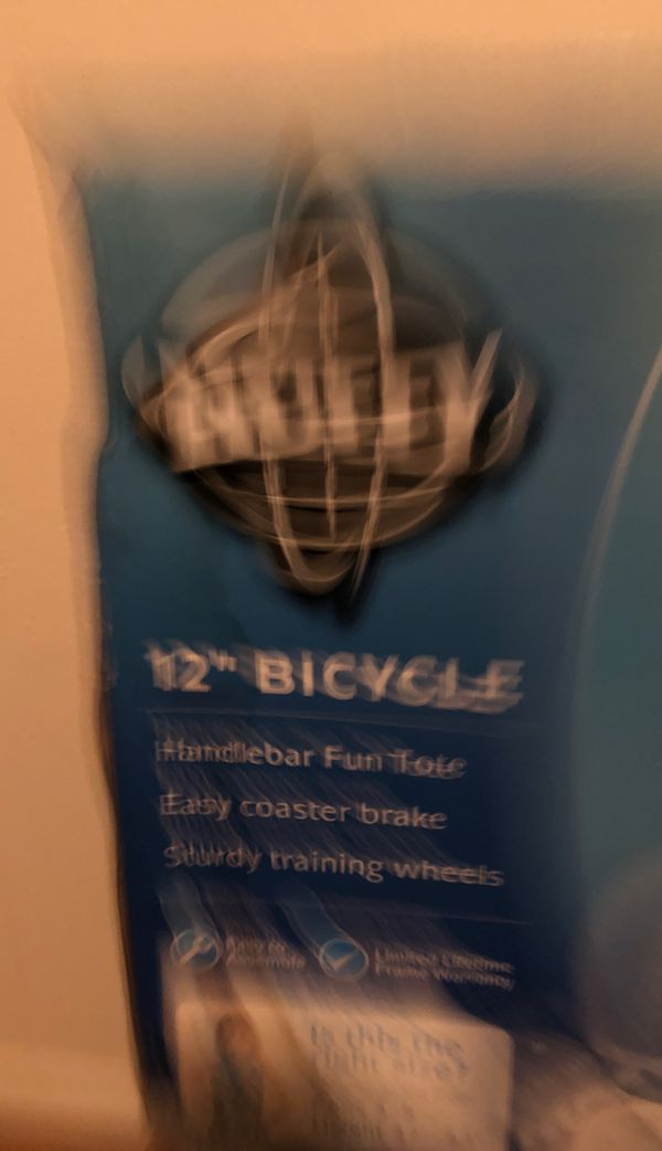 "Huffy Disney Pixar Finding Dory 12"" Bike"