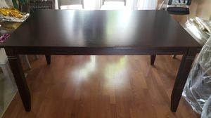 Wood dining table for Sale in Diamond Bar, CA