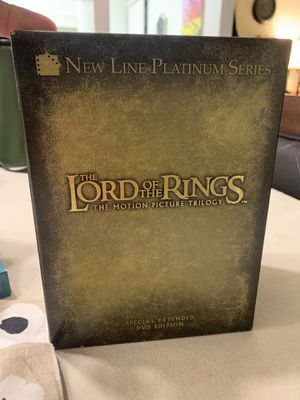 Lord of the Rings for Sale in Ontario, CA