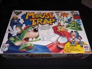 Mouse trap board game milton Bradley for Sale in Philadelphia, PA