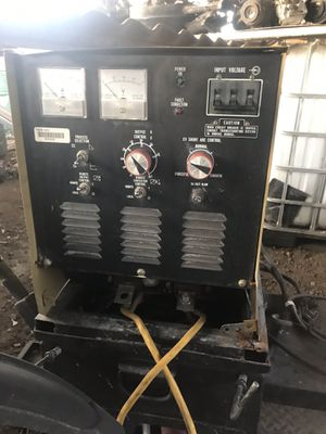 Hobart 2210 3phase welder( stick, arc and flux) for Sale in Phoenix, AZ