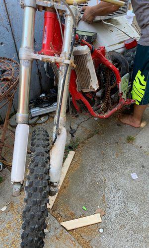 Honda cr125 dirt bike for Sale in Palo Alto, CA