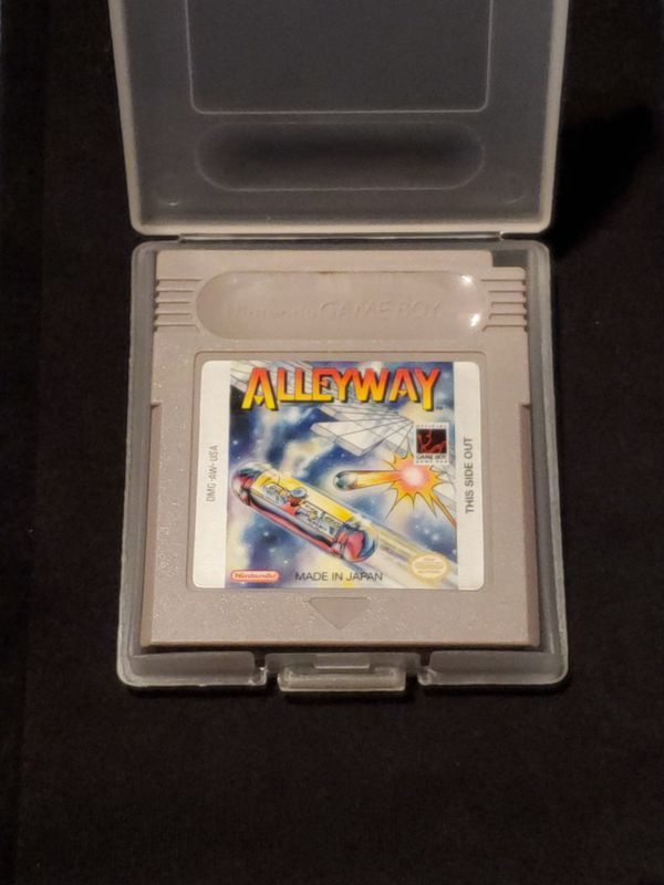 ALLEYWAY Gameboy Game