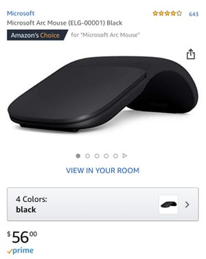 Microsoft Arc Mouse for Sale in Los Angeles, CA