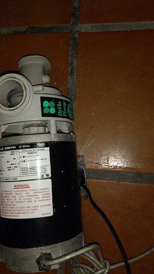 A O Smith hot tub pump for Sale in Tamarac, FL