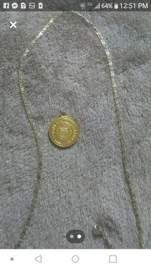 14k REAL GOLD CHAIN for Sale in Yuma, AZ