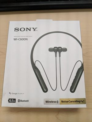 Sony WI-C600N wireless noise canceling headphone for Sale in Aloha, OR
