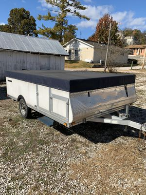 Quicksilver pop-up camper for Sale in Byrnes Mill, MO