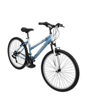 """BRAND NEW! Huffy Women's Highland 26"""" Mountain Bike. Blue/Silver NWT! for Sale in Homer Glen, IL"""