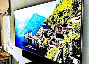 LG 60UF770V Smart TV for Sale in Minot, ND