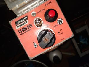 Coleman propane heater for Sale in Kingsport, TN
