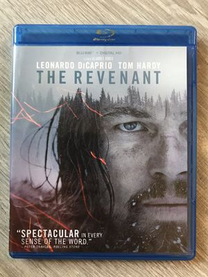 The Revenant Blu Ray for Sale in Bremerton, WA