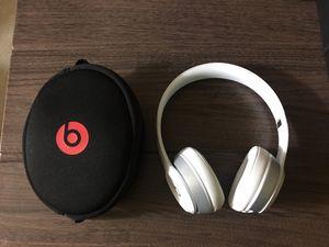 Wireless Beats Solo 2 White Amber for Sale in Burke, VA