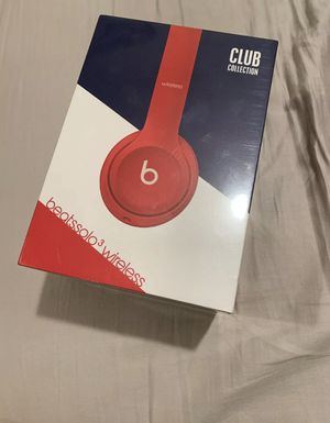 Beats Solo 3 Wireless red for Sale in Vernon Hills, IL
