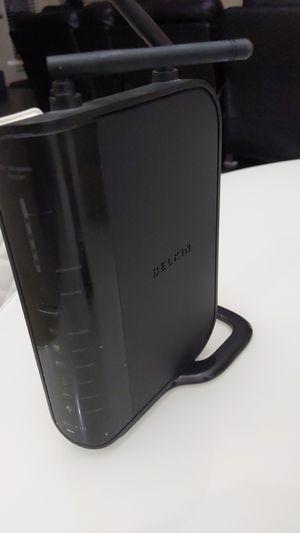 Belkin N+ Wireless Router Model F5D8235-4 v2 for Sale in Richardson, TX