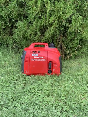 Honda generator for Sale in Amarillo, TX