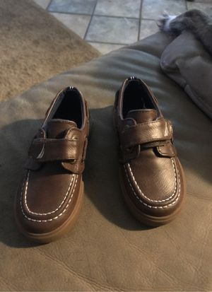 Toddler nautica shoes for Sale in Lakeside, CA