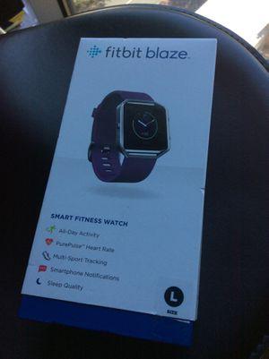 Brand new in the box Fitbit blaze for Sale in Dallas, TX