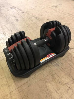 Adjustable Dumbbell for Sale in Norfolk, VA
