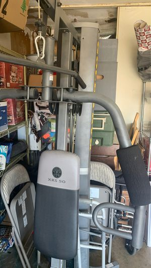 Gold gym exercise equipment for Sale in Vallejo, CA