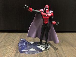 Marvel X-Men Evolution Burger King Magneto Figure for Sale in Winter Garden, FL