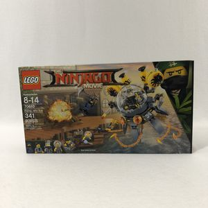 Lego Ninjago 70610 Flying Jelly Sub Set for Sale in Centreville, VA