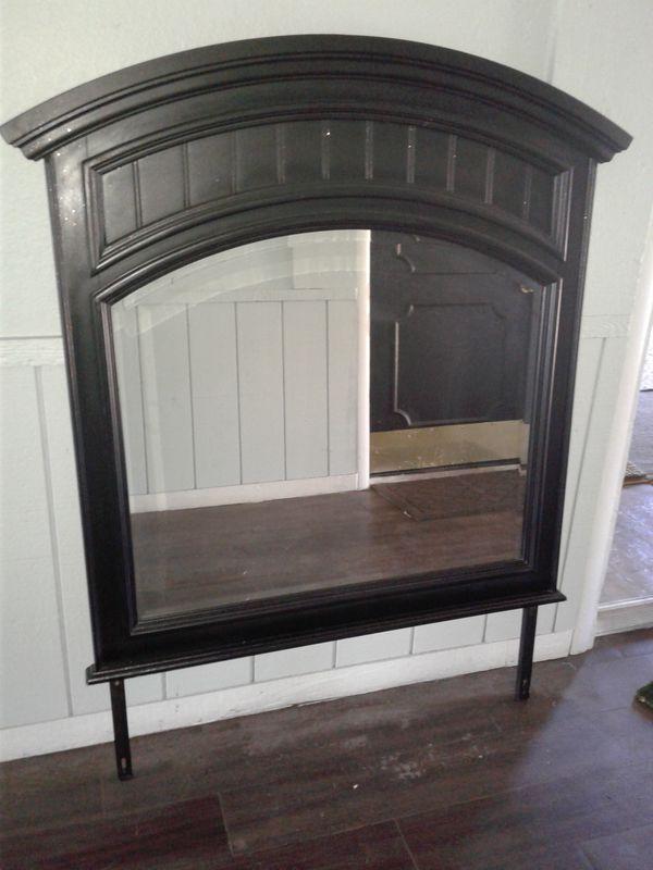 Very large dresser mirror