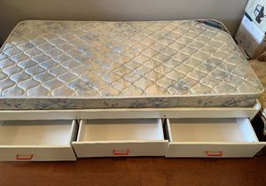 Twin bed with mattress for Sale in Woodbridge, VA