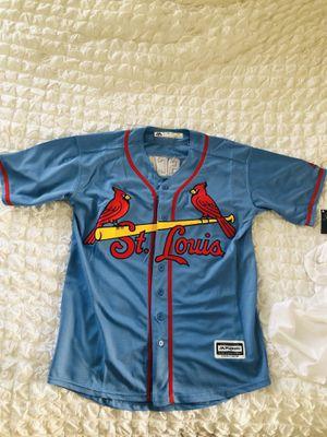 St. Louis Cardinals mlb jersey men's majestic for Sale in Scottsdale, AZ
