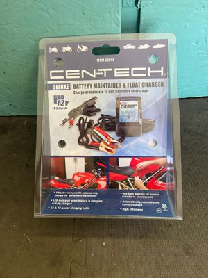 Battery trickle charger (Never used) for Sale in Grantville, PA