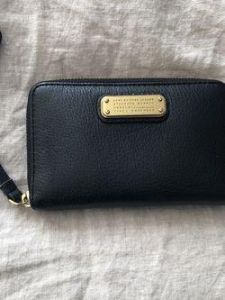 Marc Jacobs Black Wallet for Sale in Portland,  ME