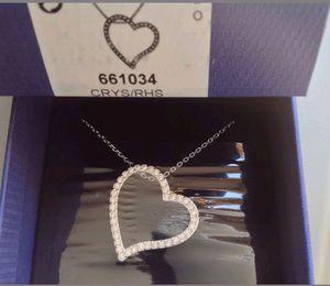 Brand New Swarovski Love Pendant Necklace for Sale in Germantown, MD