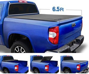 NEW Tyger Auto Black (Soft Top) T3 Tri-Fold Truck Tonneau Cover TG-BC3T1033 for Sale in Nashville, TN