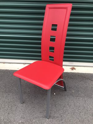 Like New Modern Style Chair for Sale in Fuquay-Varina, NC